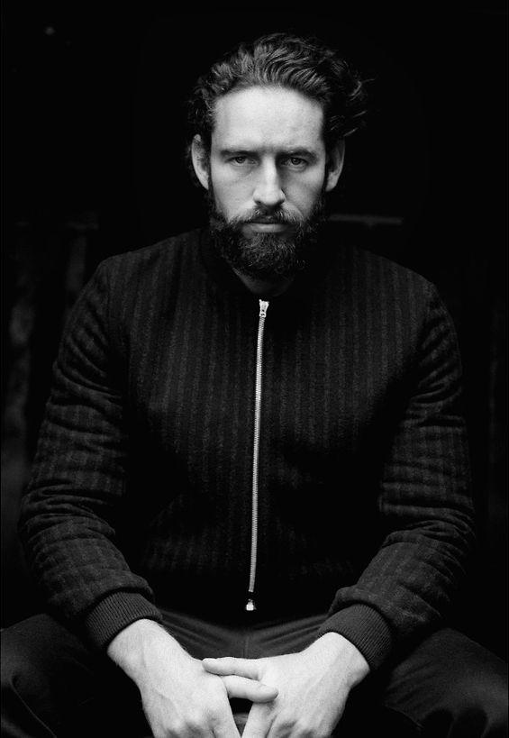 Clayton Pyle by Sven Marquardt - Beard Model