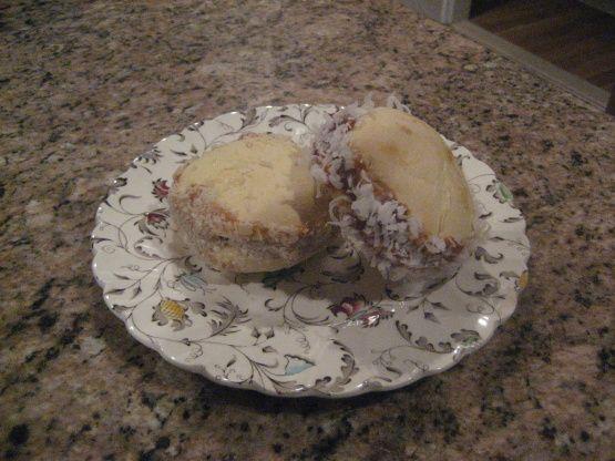Alfajores De Maizena Recipe - Food.com