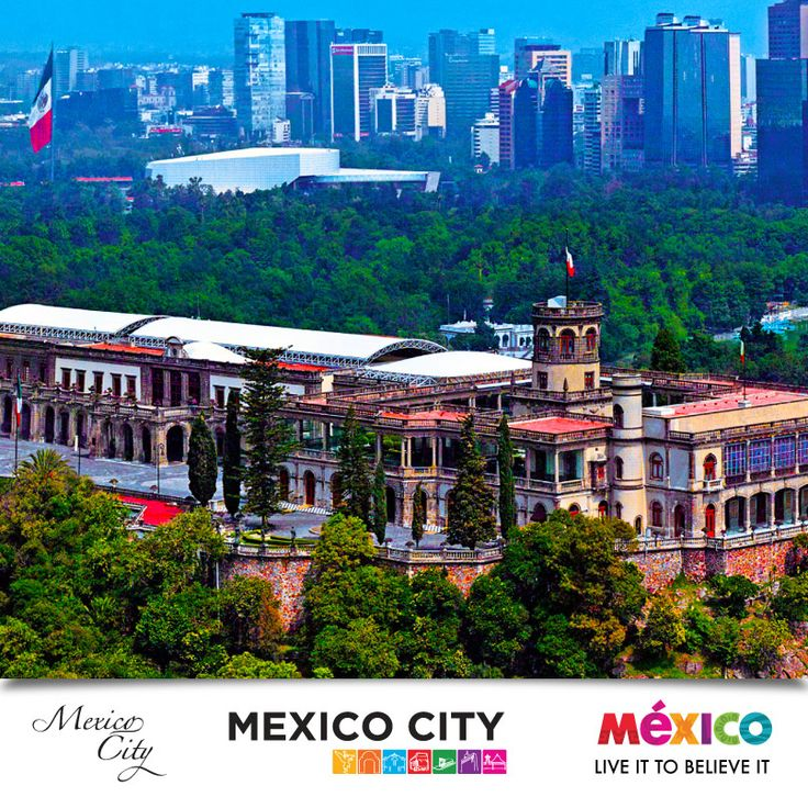 my favourite Mexico City pins with #MyMexicoCity and #itravel2000