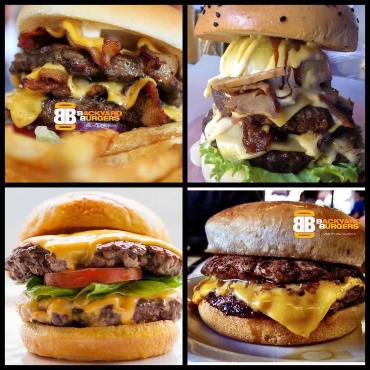 Fully Tummy | Pinterest | Backyard Burger, Burgers And Food