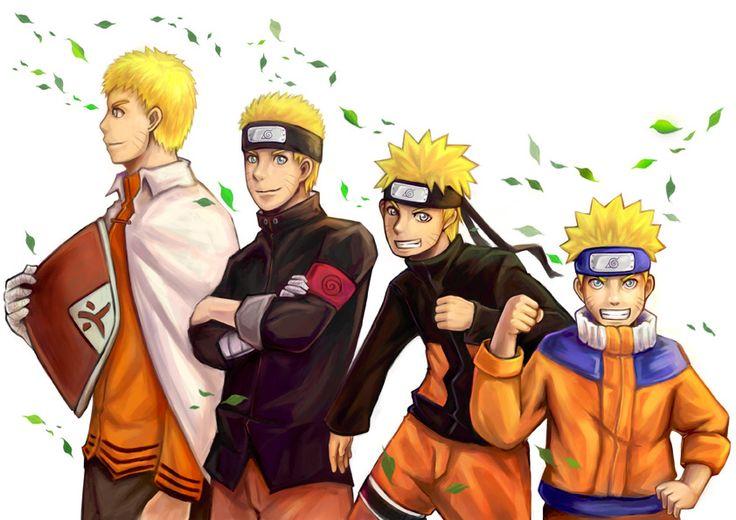 Pin by Joud on Naruto Uzumaki   Naruto uzumaki, Naruto ...