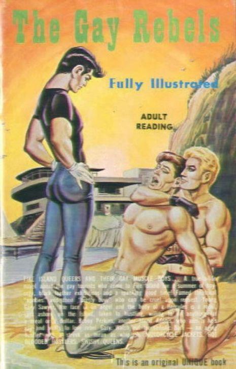 Vintage sleaze and pulp erotica by prolific fetish illustrator Eric Stanton…