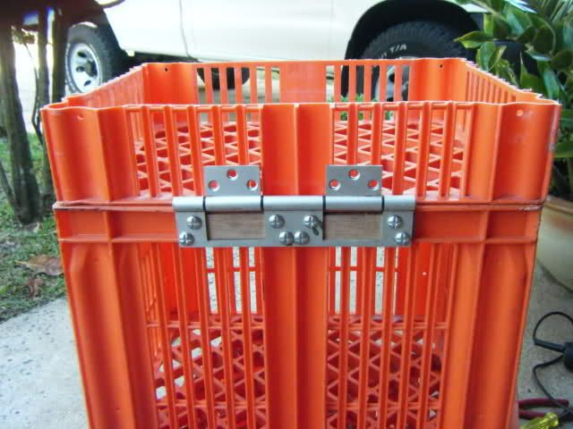 Building a 'Kayak Crate'... - Bass Fishing Forums - The Bassholes
