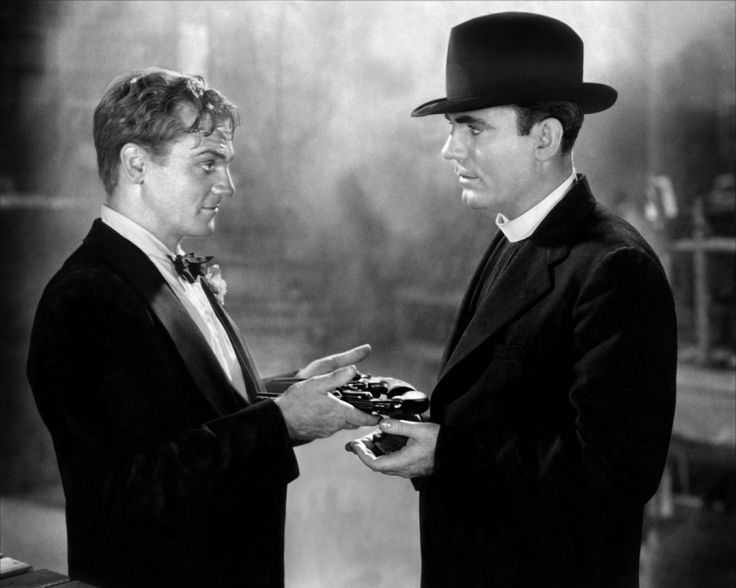 Angels with Dirty Faces (1938) - James Cagney and Pat O'Brien