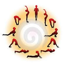suryanamaskara in 2020 with images  yoga for migraines