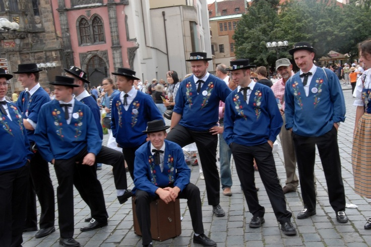 Folk Festival, Prague