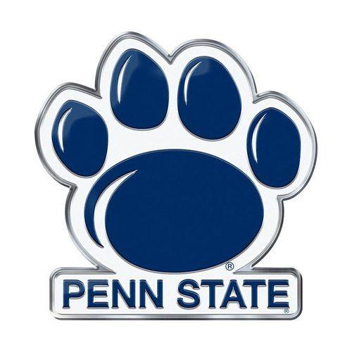 Penn State Nittany Lions Auto Emblem Color Alternate Logo