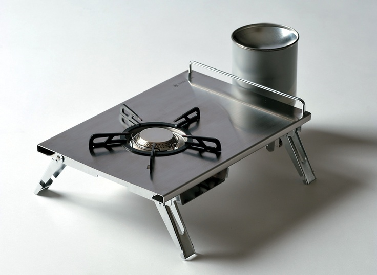 Baja Burner LI camping stove