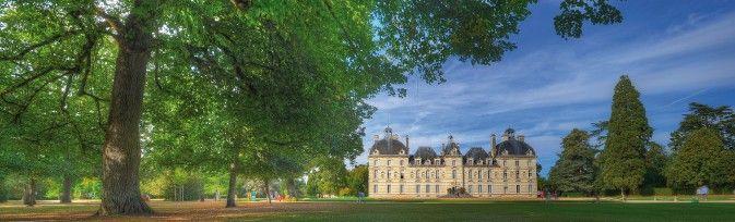 Château et parc de Cheverny avec son exposition sur Tintin | Site officiel de l'office de tourisme de Blois – Chambord, porte d'entrée des c...