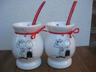 Tazas Mates Hornitos Boda Casamiento Souvenir Personalizados - $ 65,00