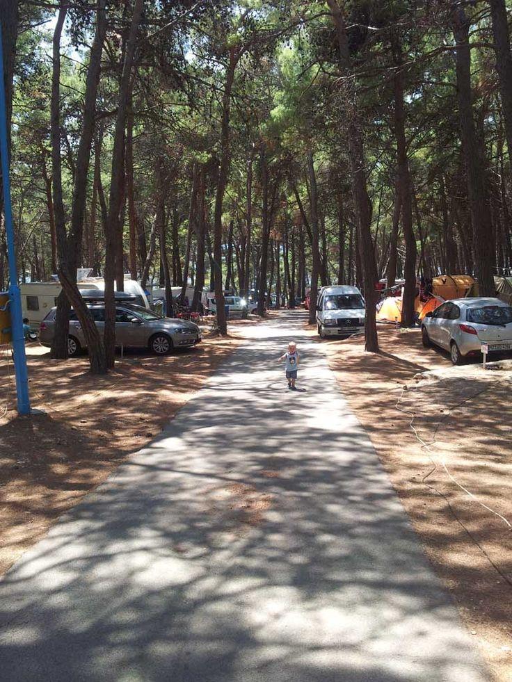 Camping Bijar op Cres: kindvriendelijk kamperen in Kroatië.