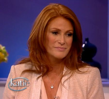 Model/Actress Angie Everhart Shares Thyroid Cancer Experience