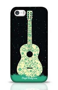 Guitar Apple iPhone 5S Phone Case