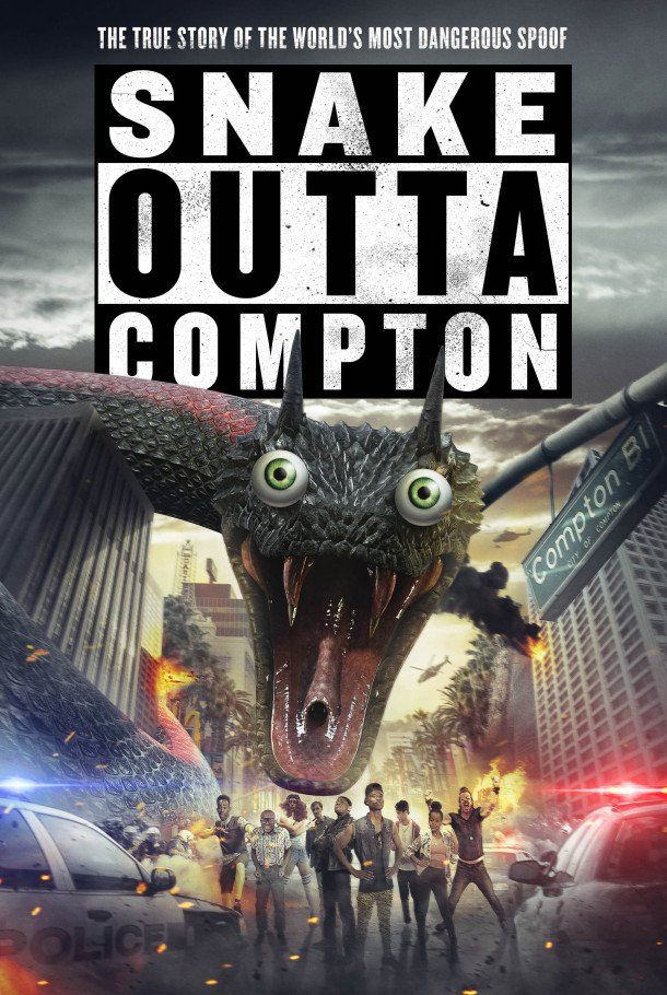 #Movie #Horror #SnakeOuttaCompton Snake Outta Compton - Horror Movie: Synopsis: A rap group on the verge of signing their first record…