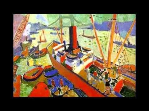 Trabajo sobre arte vanguardista (pintura y música) del siglo xx (II) - YouTube