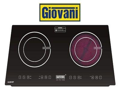 Bếp điện từ Giovani G 281ET: Lựa chọn hoàn hảo trong tầm giá 10 triệu