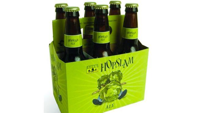 Hopslam IPA, Bell's Brewery, Kalamazoo, Mich.