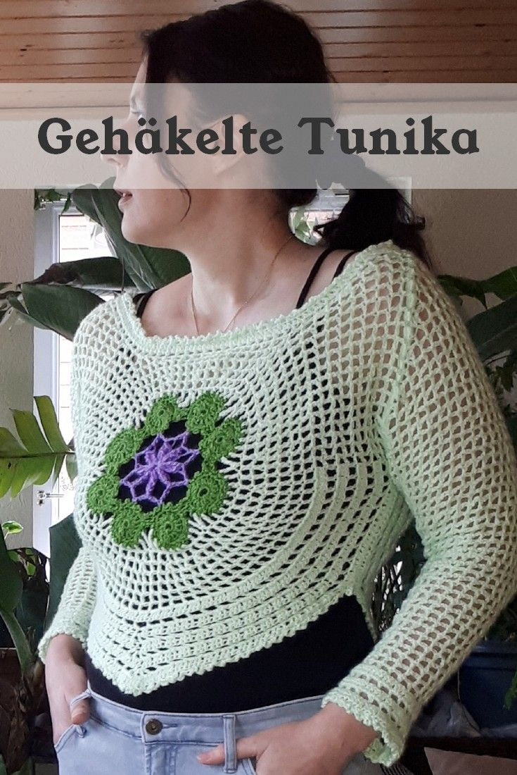 41 best Häkeln - Kleidung images on Pinterest