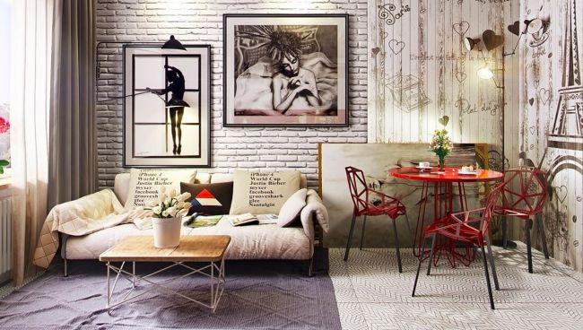 21 idées de décoration design pour son salon | Sons, Design and ...