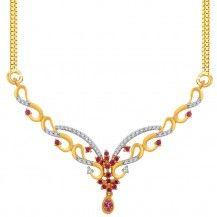 Parineeta Diamond Tanmaniya PRAN1T3518SI-JK-jewelsouk.com