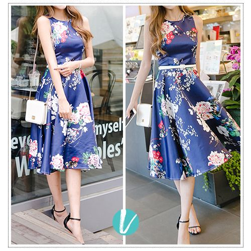 Summer might be gone, but we still can't get over FLORALS! Shop this Dress by Product Code: 142081. #floraldress #florals #summervibes #dress #westernwear #brunchready #vilara