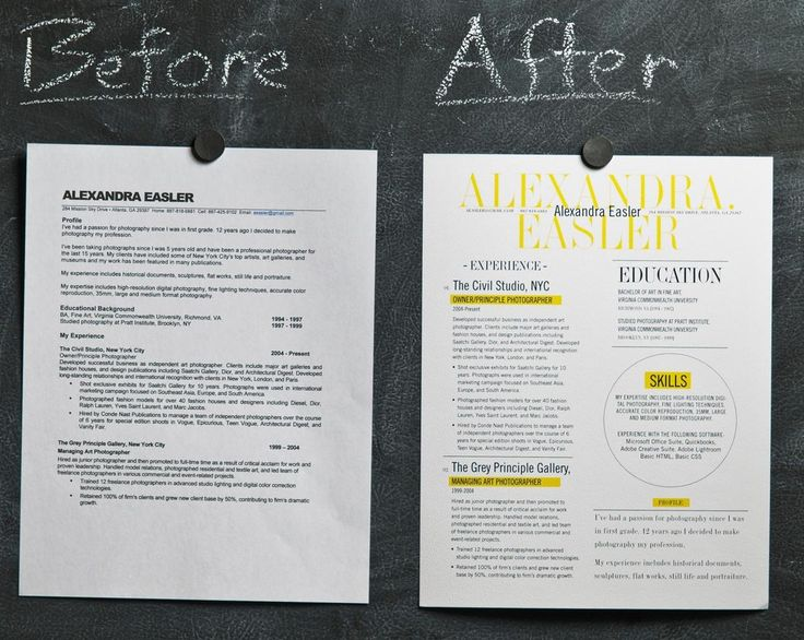 17 best images about creative resume on