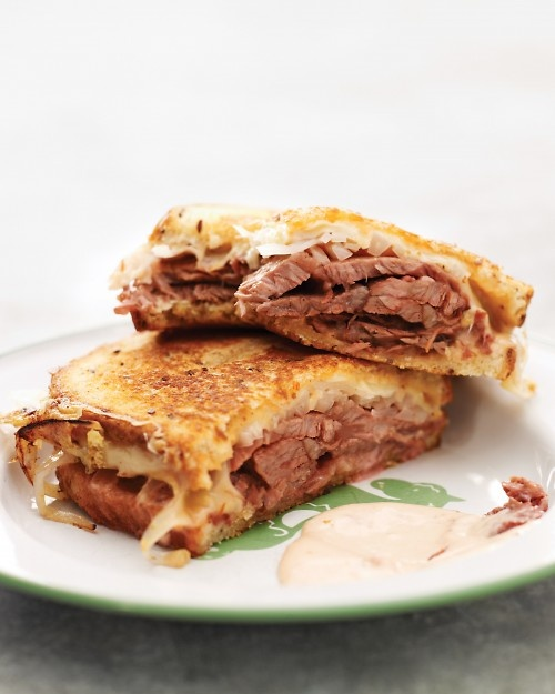 Reuben Sandwich | Recipe