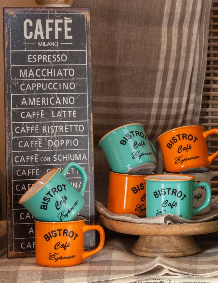Coffee Cups to enlighten your beautiful day!