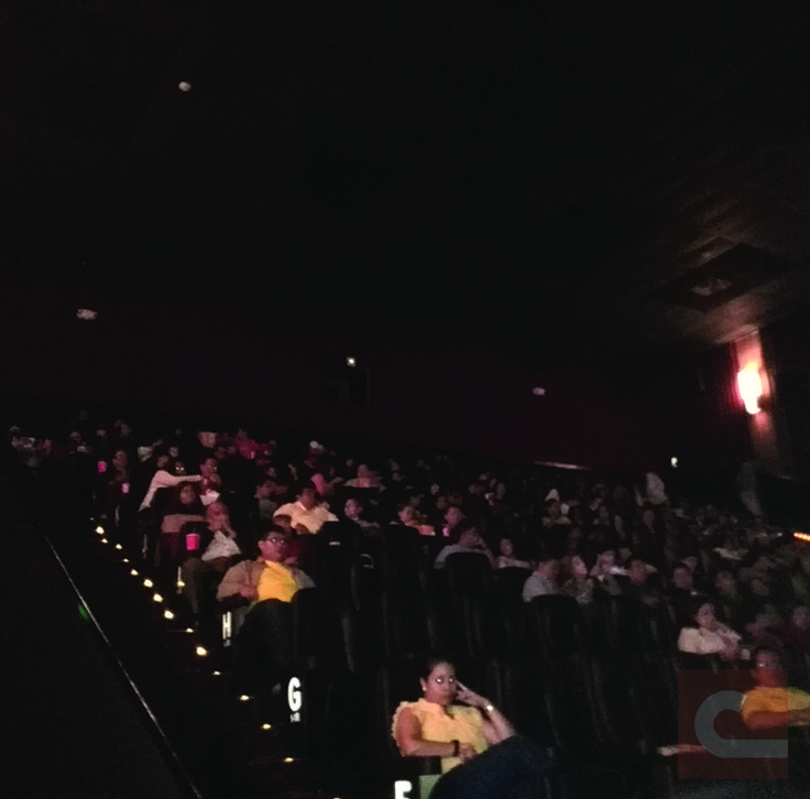 """Así se vivió la Premier de """"Búsqueda Implacable 3"""", en Cinemark La Gran Vía. Gracias a todos los que nos acompañaron. #Premier #Taken3 #LiamNeeson #IWillFindYou #BryanMills #Cinemark #LGV #ElSalvador"""