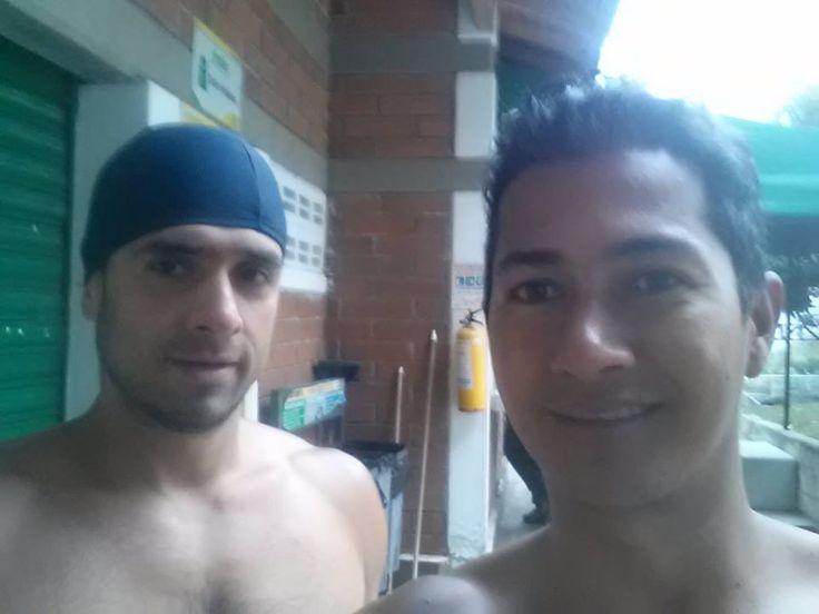 Michael Phelps nos quedo en pañales. A nadar se dijo.