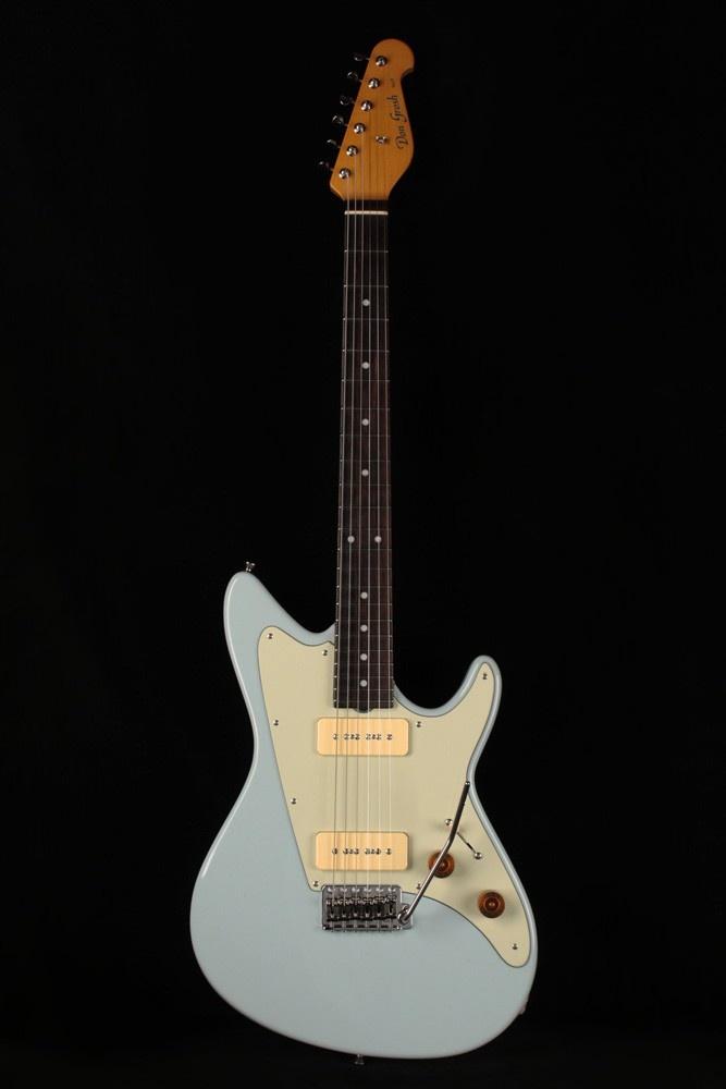 Grosh ElectraJet Sonic Blue 2747.