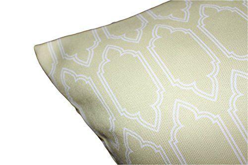 43x 43cm Kissenbezug Geometrische Muster Design-Marokkanischen Lattice Vierpass-,-für Sofa Bett Geschenk Home Decor Kissen-Pale Lime Green Moroccanity http://www.amazon.de/dp/B013NZTK2C/ref=cm_sw_r_pi_dp_Ku7Lwb105X3Q2