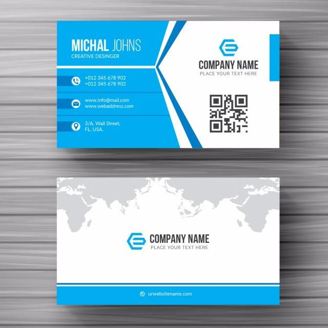 Creative Business Card Design With Images Business Cards