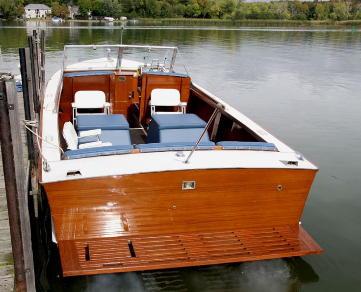 1967 28' Chris Craft Sea Skiff for Sale, $26,500.