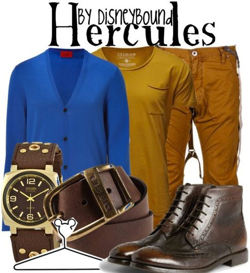 Hercules by Disney Bound Hercules Fashion Disney outfit