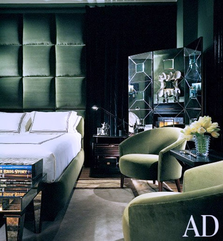 Rooms With Art Deco Inspirations Architectural Digest Interior Design
