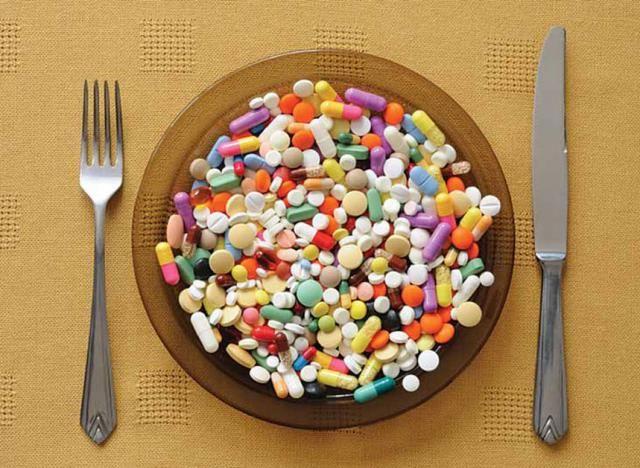 Πάρτε συμπληρώματα διατροφής και κρατήστε μακριά ιώσεις και γρίπη