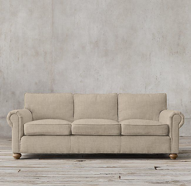 Original Lancaster Upholstered Sofa