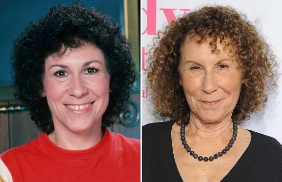 Rhea Perlman 1982 And 2015 Sterren Jaren 80 En Televisie