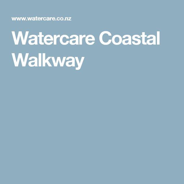 Watercare Coastal Walkway
