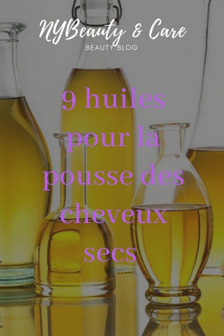 9 huiles qui vous aideront à stimuler le tournage et à avoir la longueur que vous avez …