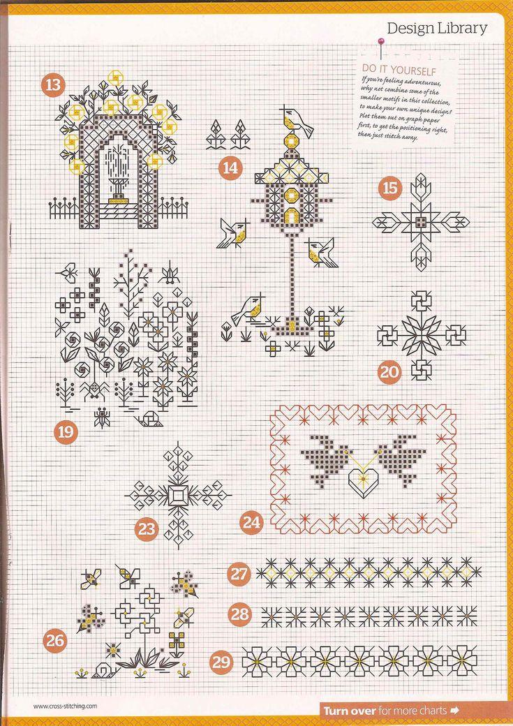 The world of cross stitching 164