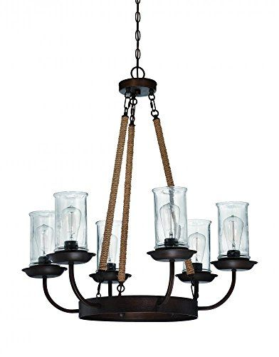 From the Jeremiah Ceiling Lighting category Theme - Rustic/lodge, southwestern Made in china
