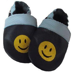 Smiley kék Szofi puhatalpú cipő