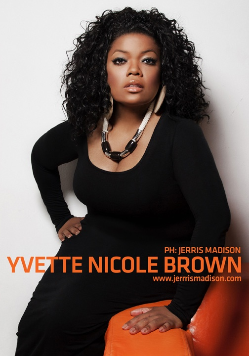 yvette nicole brown wiki