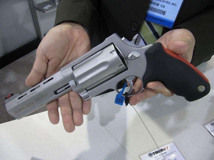 The Firearm Blog » Taurus's new Raging Judge Magnum 45/.454 Casull/.410...DAMN!!!!!