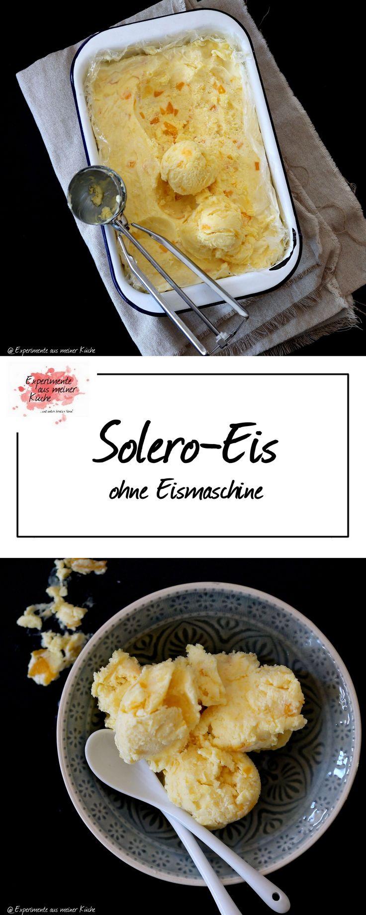 Solero-Eis ohne Eismaschine | Rezept