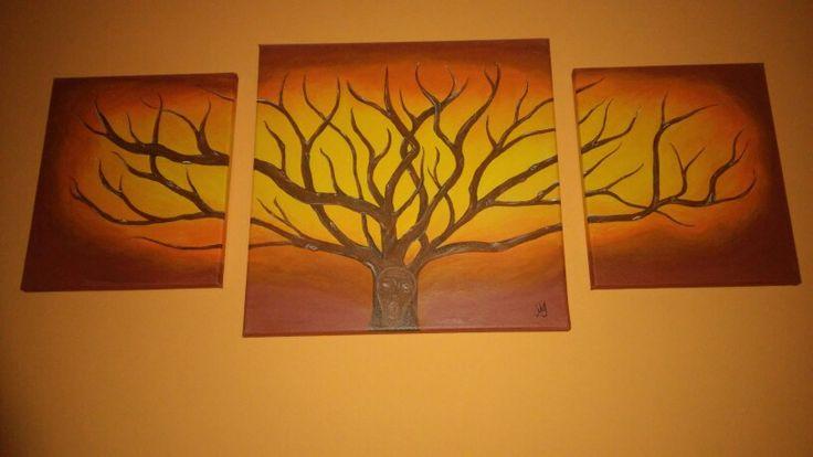 """Munch után szabadon - """"A fa sikoltó lelke"""""""