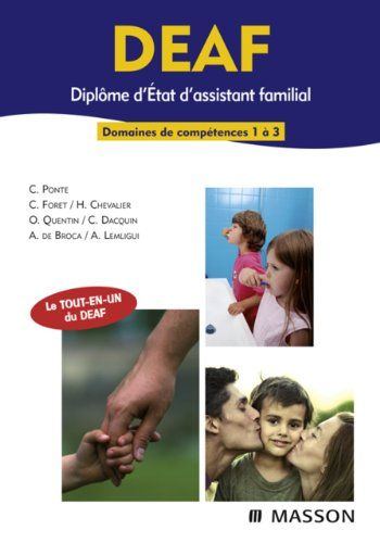 Télécharger EPUB: DEAF - Diplôme d'État d'Assistant Familial Gratuit livre Epub Download - EBOOK EPUB PDF CLICK HERE >> http://ebookepubfree.xyz/telecharger-epub-deaf-diplome-detat-dassistant-familial-gratuit-livre-epub-download/