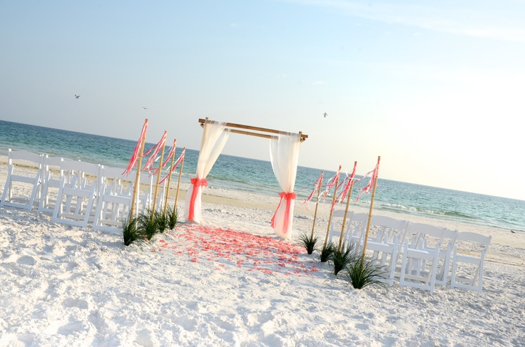 17 Best Images About Panama City Beach Wedding Ideas On